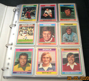 TOPPS 1976 COMPLETE SET-330/330 CARDS-EXCELLENT CONDITION