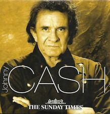 JOHNNY CASH<>PROMOTIONAL CD FROM THE SUNDAY TIMES NEWSPAPER