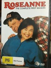 Roseanne Season 1 region 4 DVD (3 discs) classic comedy tv series