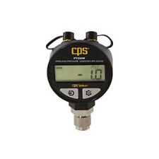 CPS Products PT200W Wireless Pressure and Temperature Gauge