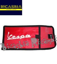 8061 - BORSA SACCA ATTREZZI ROSSA VESPA 125 150 200 PX - ARCOBALENO DISCO T5
