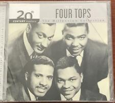 FOUR TOPS: The Millennium Collection Best of FOUR TOPS; BRAND NEW CD