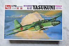 LS 1/72 Mitsubishi Ki 67 Peggy