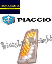 1D000476 ORIGINALE PIAGGIO FRECCIA ANTERIORE SINISTRA LED VESPA 125 150 250 GTS