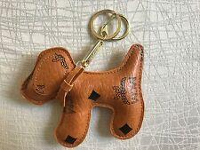 MCM Anhänger, Schlüsselanhänger, Taschenanhänger, Hund, Braun