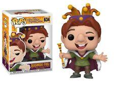 Funko Pop! Disney Hunchback of Notre Dame Quasimodo (Fool) 634 Bnib