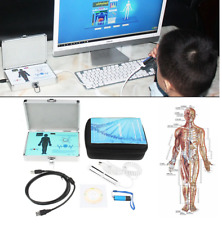 Quantum Magnetic Resonance Health Body Analyzer Newest Generation