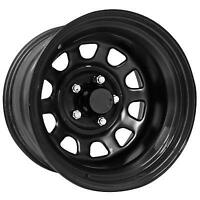 Pro Comp Wheels Series 51, 15x8 with 5 on 4.5 Bolt Pattern - Gloss black 51-5865