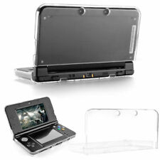 Clear Crystal Protective Hard Shell Skin Case Cover For New Nintendo 3DS XL LL