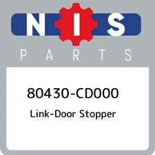 80430-CD000 Nissan Link-door stopper 80430CD000, New Genuine OEM Part