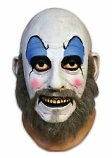 House of 1000 Corpses Captain Spaulding Latex Mask - Official