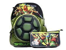 """Teenage Mutant Ninja Turtles 16"""" Kids' Backpack with Gadget Case"""