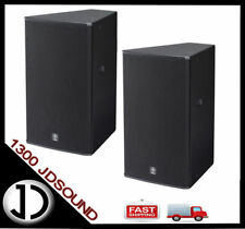 Yamaha Passive Pro Audio Speakers & Monitors