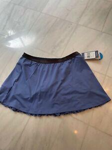 Reebok Tennisrock/-skort, Playdry, Gr.40, blau, neu mit Etikett