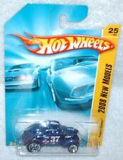 Hot Wheels 2008 New Models #25 Pass'n Gasser Purple excellent card