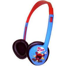 Mr Noisy Little Star Kids Childrens Headphones iPod mp3