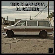 """THE BLACK KEYS -El Camino LP 180g Vinyl 45 rpm + CD + 7"""" RSD Ltd 3500 Copies EX"""