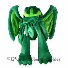 "NEW Plush Cthulhu Hand Puppet 17"" Toy Vault H.P. Lovecraft"