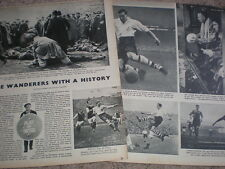 Photo article football Bolton Wanderers run of poor form 1952 My Ref R