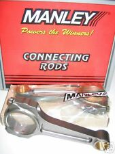 Manley 5.4 Billet I-beam Rods with ARP 2000 bolts