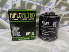 NEW Hiflo Oil Filter HF183 for Gilera 125 Runner VX VXR SC ST Race 2002-2014