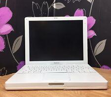 "VINTAGE Apple iBook PowerPC G4 1.20Ghz, 256MB RAM 30GB HDD 12"" Laptop OSX 10.3.5"