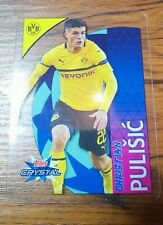 Topps Christian Pulisic RC Rookie Card UEFA Champions Limited Edition Case Hit