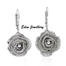 US$650 Exquisite Made in ITALY Bird Nest Sterling Silver Earrings Matching Ring