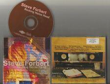 Steve Forbert - Rocking Horse Head CD 1996 Giant 10 trx Jay Bennett VG+ / EX   D