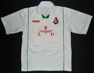Obradovic Lokomotiv Moscow Football Jersey Shirt Russia Sz 52