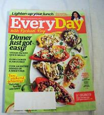 Everyday Magazine with Rachael Ray DINNER JUST GOT EASY SEPT 2015