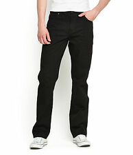 Wrangler Durable Stretch Jeans - Black W42 L34