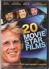 20 Movie Star Films (DVD, 2009, 2-Disc Set)