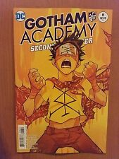 DC Gotham Academy: Second Semester # 6 (1st Print)