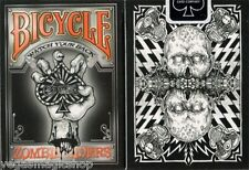 Zombie Riders Deck Bicycle Playing Cards Poker Size USPCC Custom Limited Sealed