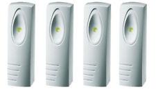 Pack de 4 Texecom filaire Intrus Cambrioleur Alarme détecteurs de choc vibration