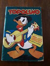 TOPOLINO N. 26 ORIGINALE  ED. MONDADORI 1951