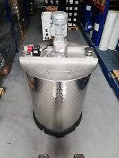 550 Liter Behälter V2A mit Balkenrührwerk