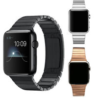 1:1 Scale Link Bracelet Stainless Steel Band for 42mm Apple Watch Series 3 2 1