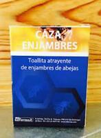 CAZA ENJAMBRES 10 TOALLITAS  ATRAYENTE DE ENJAMBRES