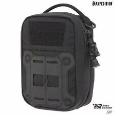 Maxpedition FRP Black First Response Pouch Aid Tactical Molle Military Organize