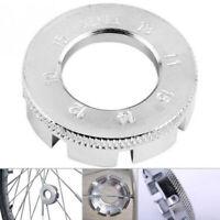 8 Way Durable Bicycle Spoke Nipple Wrench Truing True Rim Wheel Spanner Tool