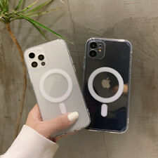 Funda Magnético Magsafe para iPhone 12 Pro Max Mini Carcasa Prueba de Choques