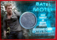 BATES MOTEL (Season Two) - MAX THIERIOT as Dylan Massett - Costume Card - CMT1