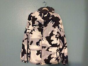 burton snowboard jacket Mens Medium