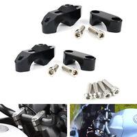 For Honda VTR1000F CB1000R CB250F//Hornet250 CB300F Offset HandleBar Mount Risers