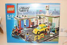Lego City 7993 Tankstelle sehr selten, Neu und OVP