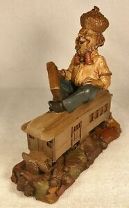 P.S.-R 1988~Tom Clark Gnome~Cairn Studio Item #5042~Edition #30~Story Included