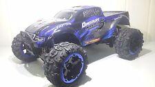 R/c car 1/8 1/10 Remo Hobby Monster Dinosaurs Master Brushless 4WD Li-Po 8035 24