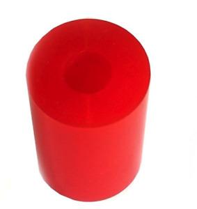 ICE Trike Rear Suspension Elastomer Block [Medium   Red]